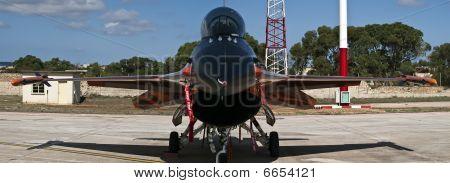 Rnlaf Demoteam F-16