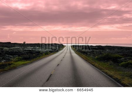 Bend In The Road Ahead