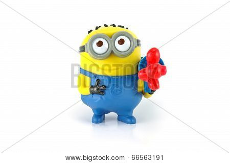 Minion Phil Jelly Whistle