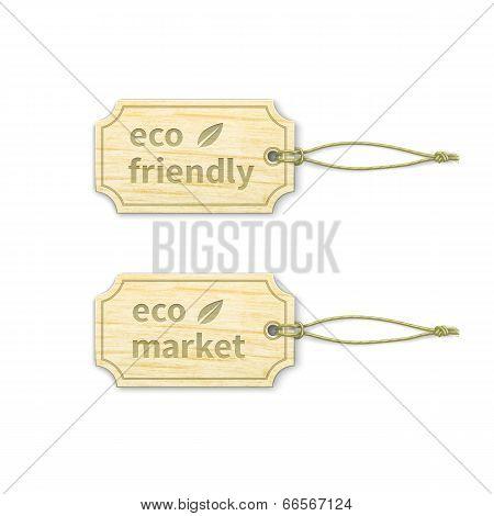 Eco Tags Set 1.4