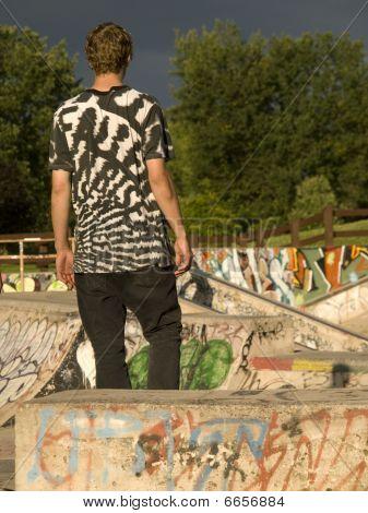 Skater Teen
