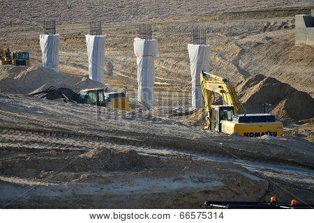 Concrete Columns