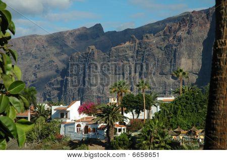Los Gigantes, Tenerife, Spain