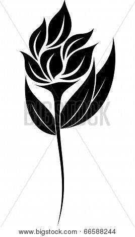Flowers Silhouette