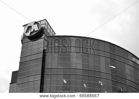 Bank Mega office tower