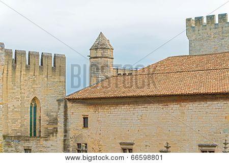 Popes Palace Avignon France