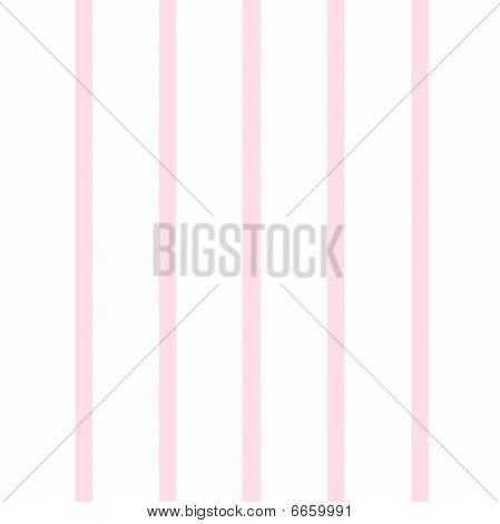Plain Pink Stripes Wallpaper