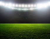 image of flashing  - On the stadium - JPG