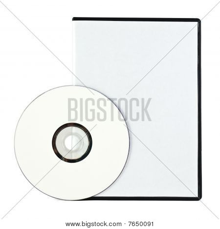 Blank Case And Dvd