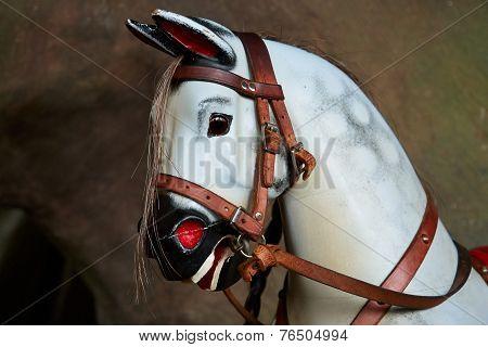 Classical Vintage Rocking Horse