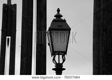 Street Light Composition