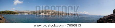 Ocean Panoramic View