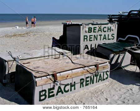 Rentals on the Beach