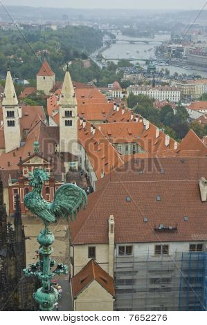 Castle Of Prague, Czech Repubic