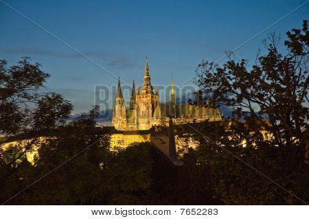 Castle Of Prague, Czech Repubic