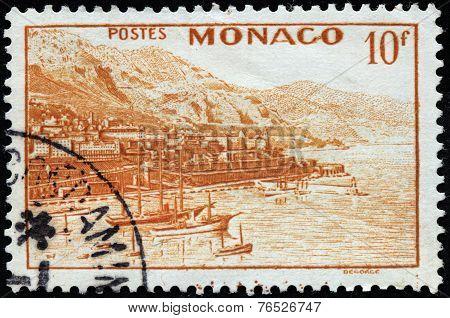 Monte Carlo Stamp
