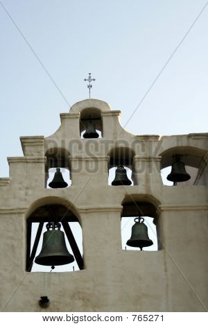 Bell Tower, close-up