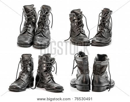 Old Combat Boots Group
