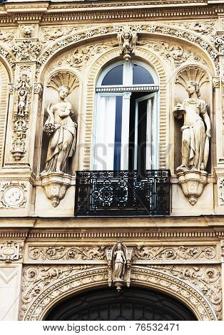 Paris - French architecture