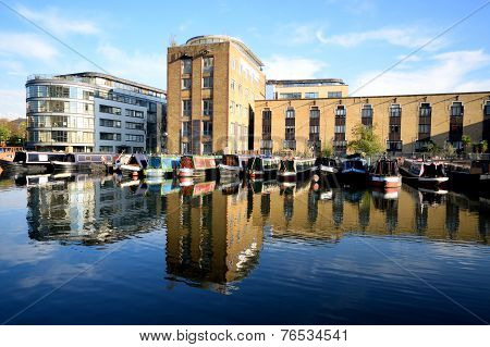 Albert Dock, London