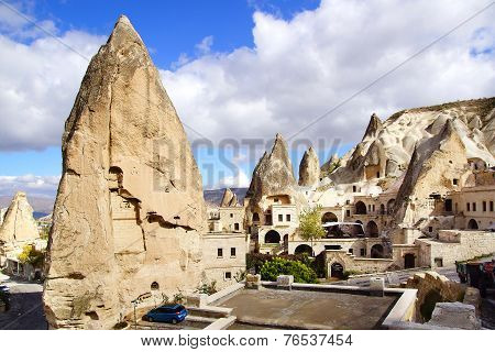 Open Air Museum, Goreme, Turkey