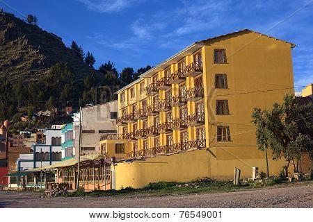 Hotel Estelar del Titicaca in Copacabana, Bolivia