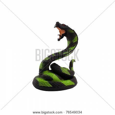 Cobra snake toy.