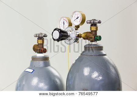 Nitrogen Gas Valve