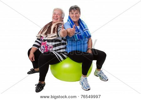 Fitness For Senior Women