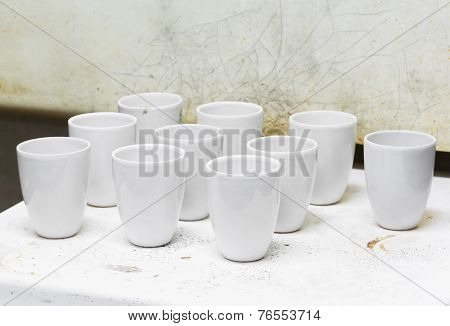 Drying Ash Cup