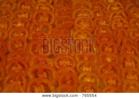 Tomatoe slices