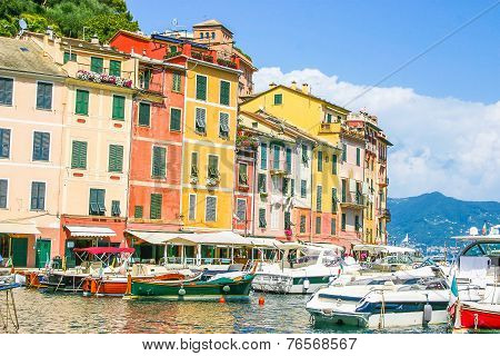 Portofino, Cinque Terre, Italy