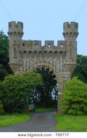 Thurso Castle Gate