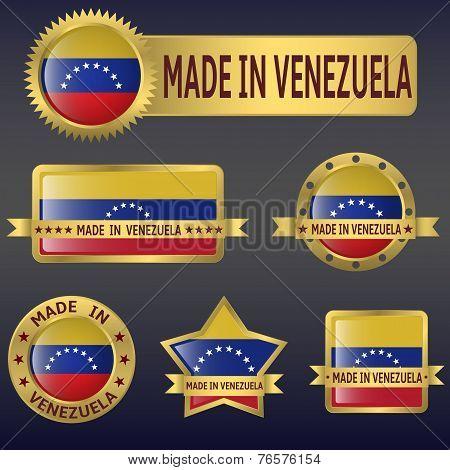 made in Venezuela