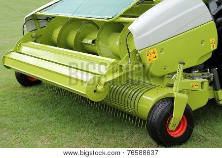 Forage Harvester.