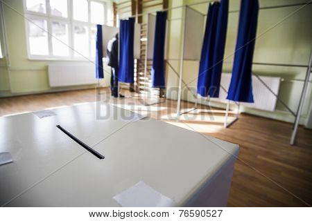 Voting Station