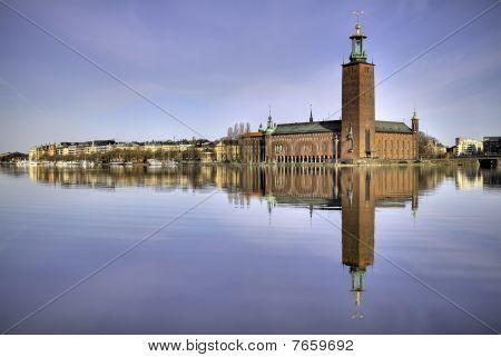 Stockholm City-hall