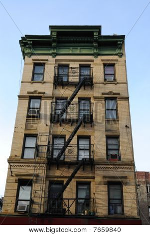 Gritty Tenements