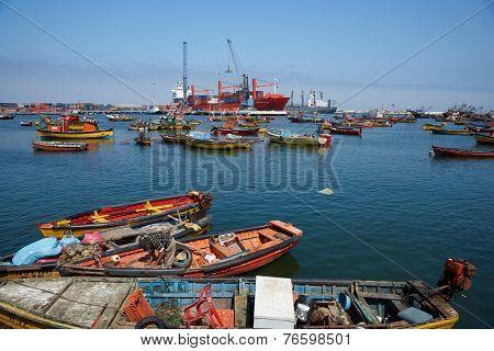Arica Harbour