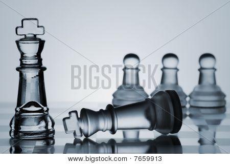 Coleção de jogo de xadrez: Check Mate