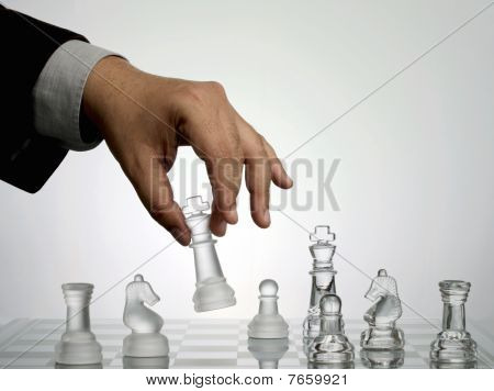 Chess Set Collection: King Move