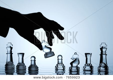 Chess Set Collection: Horse Move