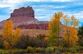 picture of goblin  - Wild Horse Butte Near Goblin Valley State Park Utah - JPG