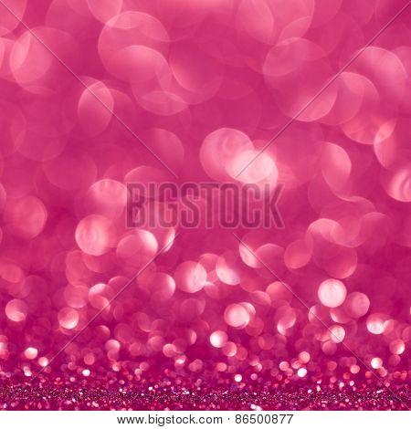 purple shiny glitter