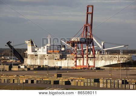 Jacksonville Port