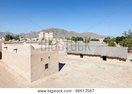 Heritage Village In Fujairah