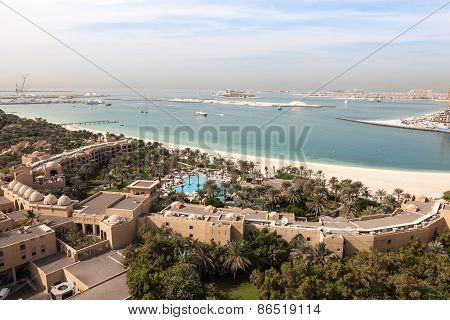 Arabian Gulf Coast In Dubai