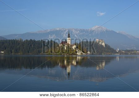 Blked Castle, Slovenia