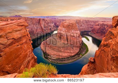 Nice Image Of Horseshoe Bend