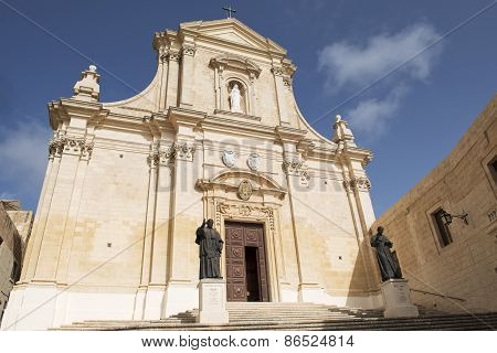 The Cathedral of Victoria, Gozo